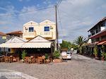 Visrestaurant Faidra op het plein van Skala Kallonis