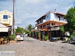 Visrestaurant Mimis op het plein van Skala Kallonis