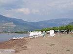 Het heerlijke strand van Skala Kallonis