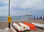 Postbus aan het strand van Anaxos