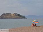 Het eilandje tegenover Anaxos
