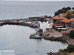 Het haventje van Molyvos foto 1