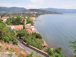 Mooi uitzicht op de baai van Molyvos