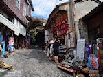 De smalle straatjes en steegjes van Molyvos foto 2 - Foto van De Griekse Gids