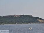 Mytilini gezien vanaf de boot Theofilos foto 3